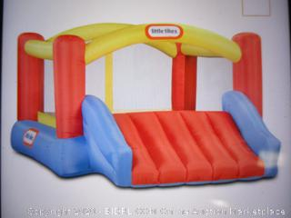 Little Tikes - Jump 'n Slide Bounce House (Powers On)