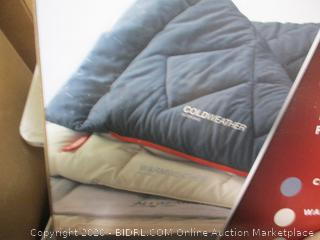 Coleman All-Weather Multi-Layer Sleeping Bag System
