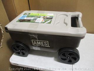 Ames - Lawn Buddy Garden Cart/Wagon