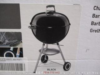 Weber - 22in Original Kettle Barbecue Grill (Black)