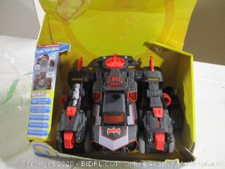 Fisher-Price Imaginext DC Super Friends, R/C Transforming Batbot Toy