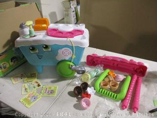 Leap Frog- Scoop & Learn Ice Cream Cart