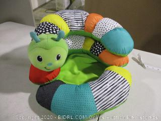 Infantino- Prop A Pillar- Tummy Time & Seated Support