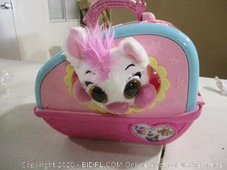 Disney Jr T.O.T.S. Care for Me Pet Carrier - Pony