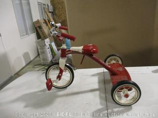 Radio Flyer- Tricycle- Classic Red