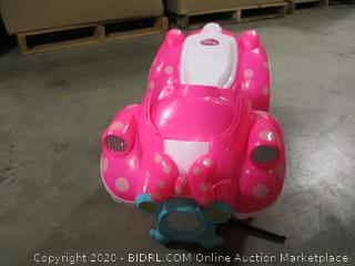 Kid Trax- Toddler Quad- 6V Battery Powered Ride On