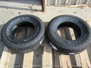 Nankang - Conqueror At-5 265/70r16 112T Tire (24272010) (1 Pair)