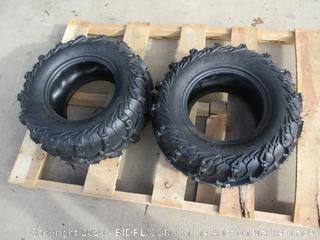 ITP Mud Lite II 25/10R12 C (6 Ply) Tire (1 Pair)