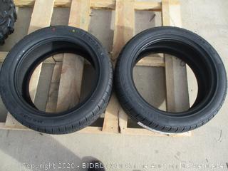 Milestar MS932 Sport All Season Radial Tire - 225/45R17 94V Tire (1 Pair)