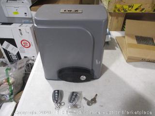 CO-Z Automatic Sliding Gate Opener Hardware Sliding Driveway Security Kit (Sliding Gate Opener)$188 Retail