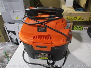 ArmorAll - 2HP Utility Vac (Powers On)