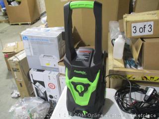 PowRyte Elite - Electric Pressure Washer (powers on)