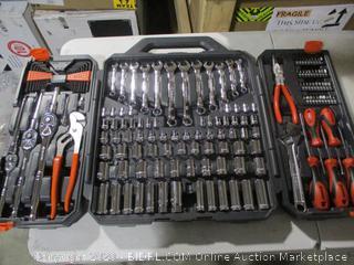 Crescent - 170-piece Professional Tool Set