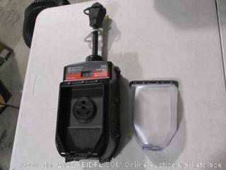 Progressive Industries - 30A Portable RV Surge Protector - EMS-PT30X ($229 Retail)