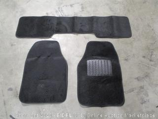 Automotive Floor Mat Set