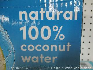 Zico Natural Coconut Water 12 Pack