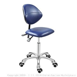 grace and grace professional computer chair royal blue(Factory Sealed)COME PREVIEW!!!!! (online $119)