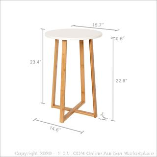 Bameos bamboo side table(Factory Sealed)COME PREVIEW!!!!!