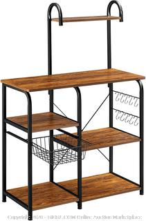 mr. Ironstone 4-tier r+ 3 tier kitchen stand baker's rack vintage(Factory Sealed) COME PREVIEW!!!!! (online $99)