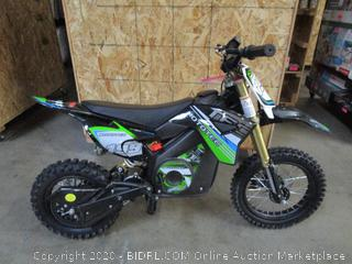 MotoTec Race MX Kids E-Bike (retail $659)