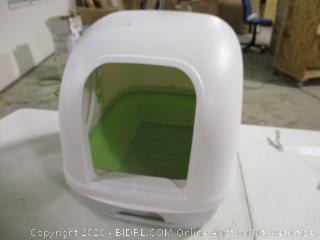 Tidy Cats-Breeze- Hooded Cat Litter Box System