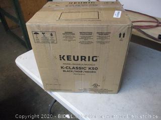 Keurig K-Classic K50 (See Pictures)