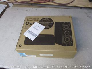 Omicca Home Audio Item (See Pictures)