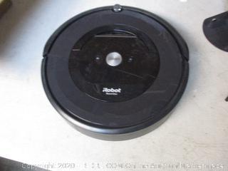 Robotic Vacuum (See Pictures)