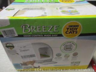 Odor Control Cat Litter Box