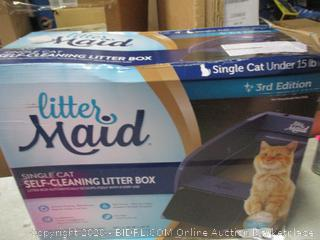 Self-Cleaner Litter Box (See Pictures)