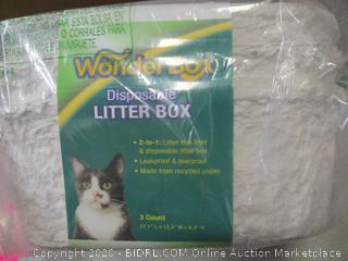 Pet Disposable Litter Box