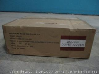 Double Duvet Cover box of  16