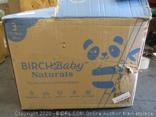 Birch Baby Diapers Size 3