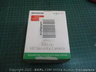 Netger Add on HD security camera factory sealed