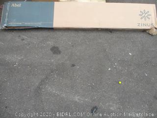 Metal Platform Bed Size King (Box Damage)