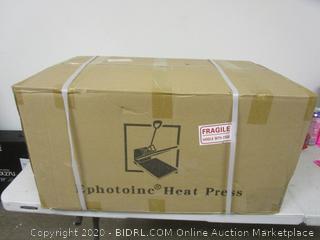 Ephotoinc Heat Press