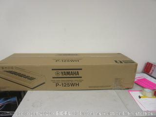 Yamaha Digital Piano (Please Preview)