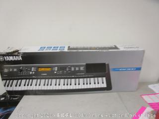 Yamaha EW300 Keyboard (Please Preview)