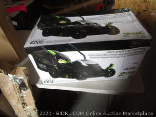 14 in. Corded Electric Lawn Mower (Box Damage)