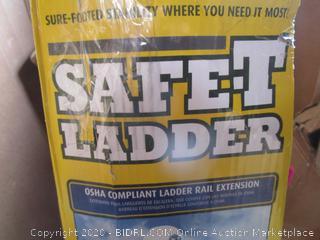 Safe-T Ladder (Box Damage)