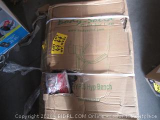 Hyp Bench (Box Damage)