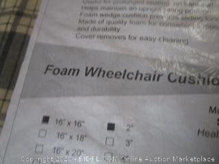 Foam Wheelchair Cushion