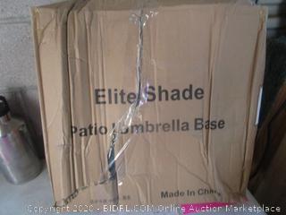 Patio Umbrella Base (Box Damage)