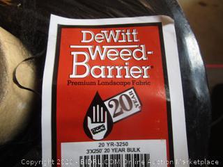 DeWitt Weed-Barrier