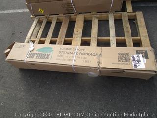 Eurmax Canopy (Box Damaged)