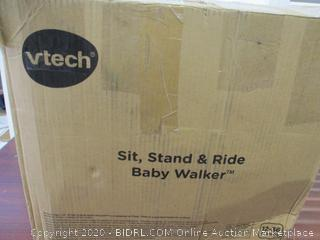 VTech Sit Stand Ride Baby Walker