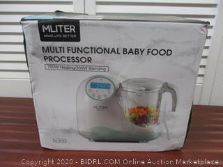 Milter Multi Functional Baby Food Processor