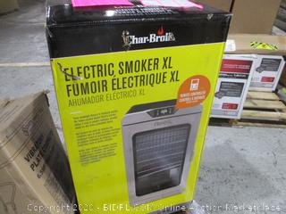 Char Broil Electric smoker XL
