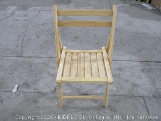 Robin Folding Chair 4 piece set