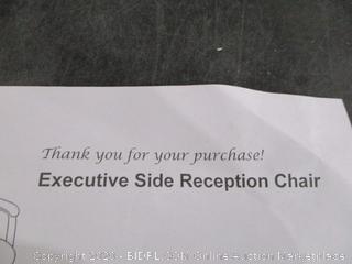 Executive Side Chair Reception Chair